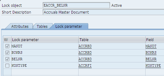 Category: Data Dictionary - SAP TECH CONCEPTS